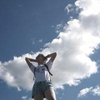 Хорошо на свежем воздухе летом! :: Павел Зюзин