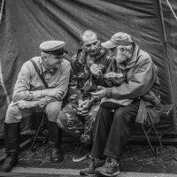 Разговор на троих :: Vasiliy V. Rechevskiy