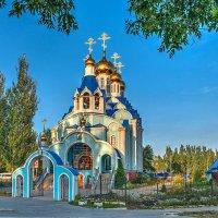 Храм в честь Собора Самарских Святых :: Анатолий К.