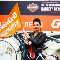 Мотофестеваль St.Petersburg Harley Deys 2017 :: Илья Кузнецов