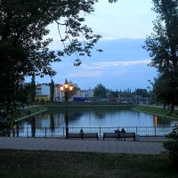 летний вечер :: Горкун Ольга Николаевна