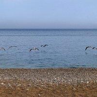 Пляж после дождя Турция :: Андрей + Ирина Степановы