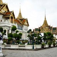 Дворцовый комплекс в Бангкоке :: Наталья Жукова