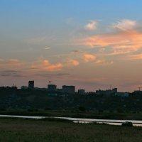 Отблески заката... :: владимир