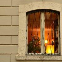Там ,за окном .... :: Николай Танаев