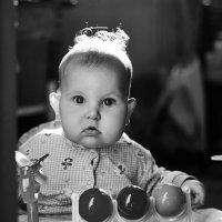 Маленький демон :: Алеся Кайдалова
