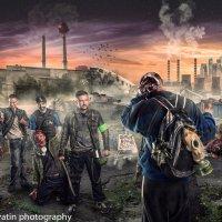 Пост-апокалипсис в Москве :: Максим Апрятин