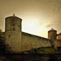Стены древней крепости .... :: Tatiana Markova