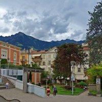 Жемчужина Южного Тироля - Мерано.. :: Galina Dzubina
