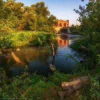 У старой ГЭС :: Валерий Горбунов