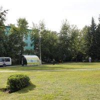 Сквер :: Олег Афанасьевич Сергеев