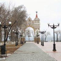Триумфальная арка :: Ирина Арефьева