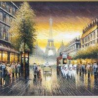 Парижские зарисовки .... :: Aleks Ben Israel