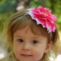 Маленький цветочек ! :: Екатерина Евсегнеева