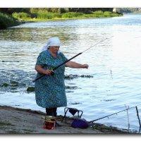 Рыбачка. :: Чария Зоя