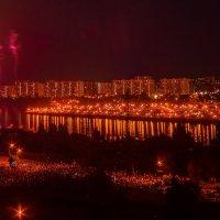 fire show/Moscow 2017 :: Pasha Zhidkov