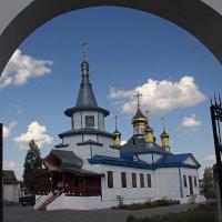 Успенский храм. Климово. Брянская область :: MILAV V