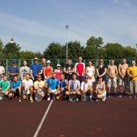 Открытый турнир по большому теннису среди любителей :: Центр Юность