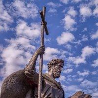 Памятник Апостолу Андрею Первозванному :: Андрей Дворников