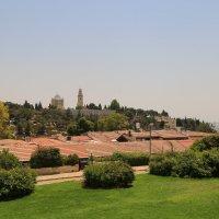 cубботний взгляд на Сионский холм :: Александра