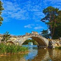 Горбатый мост :: Роберт Гресь