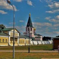 Вблизи Валдайского Иверского монастыря... :: Sergey Gordoff