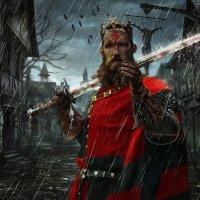 Король Артур :: Андрей Веселов ( Богомолов)