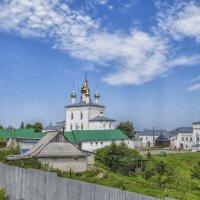 Троице-Никольский мужской монастырь :: Сергей Цветков