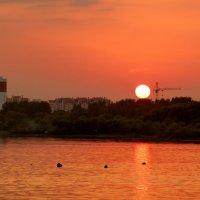 утомлённое солнце :: Александр Прокудин