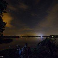 Ночная рыбалка :: Наталия Горюнова