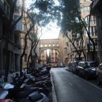 Улочки Барселоны :: Вячеслав Случившийся