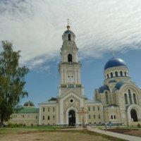 Церкви мужского монастыря. :: Александр Атаулин