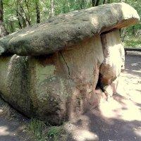 Тысячелетний дольмен :: Елена Даньшина