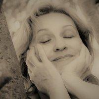Женщина-сова ! :: Екатерина Евсегнеева