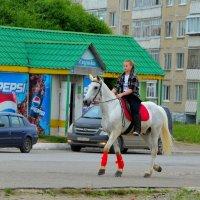 Всадница :: Александр Зуев