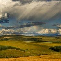 Стихия неба и гор красоты :: Сергей Жуков