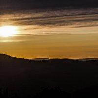 Солнце на закате :: Георгий Морозов