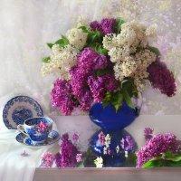 Сиреневое настроение... (для Наташи bosanat ...) :: Валентина Колова