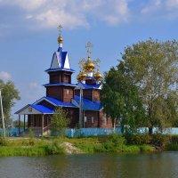Церковь Благовещения Пресвятой Богородицы. :: Наталья