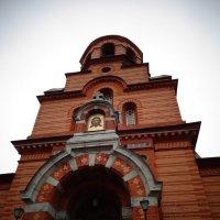 Православная церковь 19 века в эстонском городе Нарва. :: Светлана Калмыкова