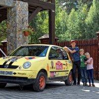 Последняя неделя школьных каникул :: Дмитрий Конев