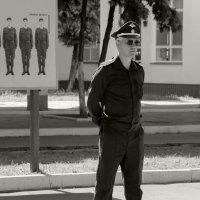 Настоящий полковник :: Лариса Журавлева