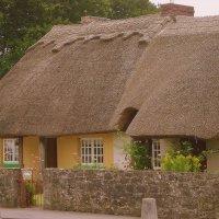 Ирландская деревня Адер :: Марина Домосилецкая