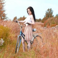 мы с тобою уедем на велосипеде ... :: Стелла