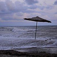 шторм на Мысхако :: Татьяна Малафеева