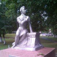 Памятник А. С. Пушкину :: Tarka