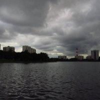 Тучи над городом встали :: Андрей Лукьянов