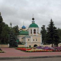 Кафедральный Сергиевский собор. Ливны. Орловская область :: MILAV V