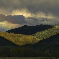 Стихия неба и гор красоты 2 :: Сергей Жуков