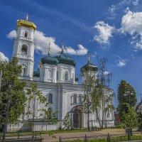 Церковь в честь Вознесения Господня :: Сергей Цветков